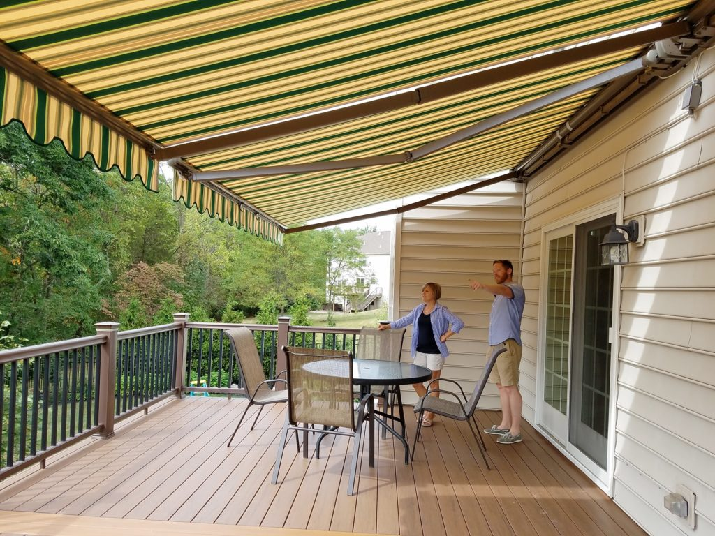 Retractable Awnings in Canada | Retractable Awning Store