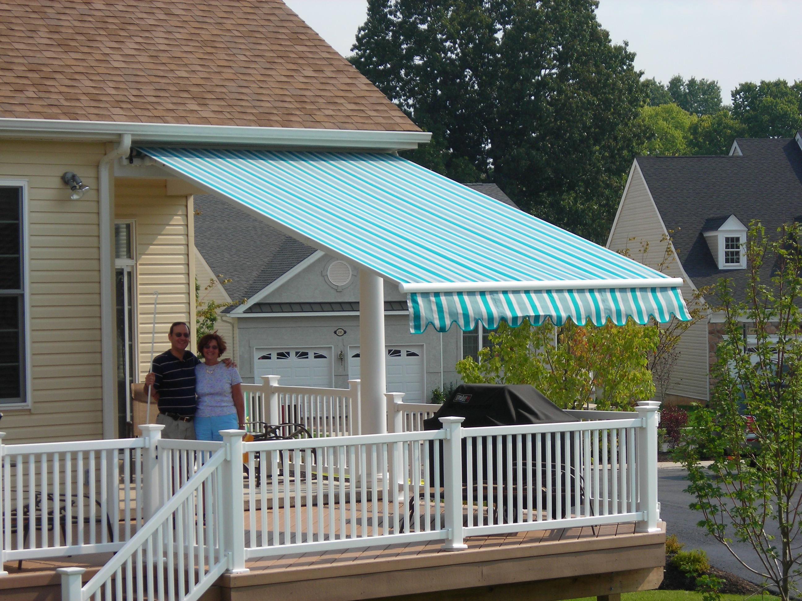 Betterliving Retractable Awnings Model 2 Awning For